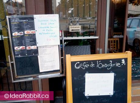 idearabbit-cafedelorangerie